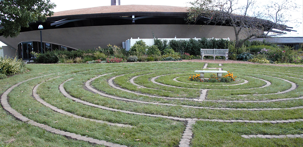 Image of MPLC's Labyrinth